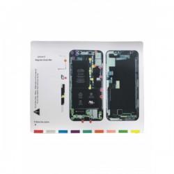 Plaque Magnétique Apple iPhone X