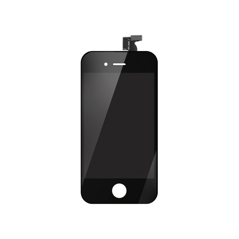 Ecran iphone 4s noir for Ecran photo iphone noir