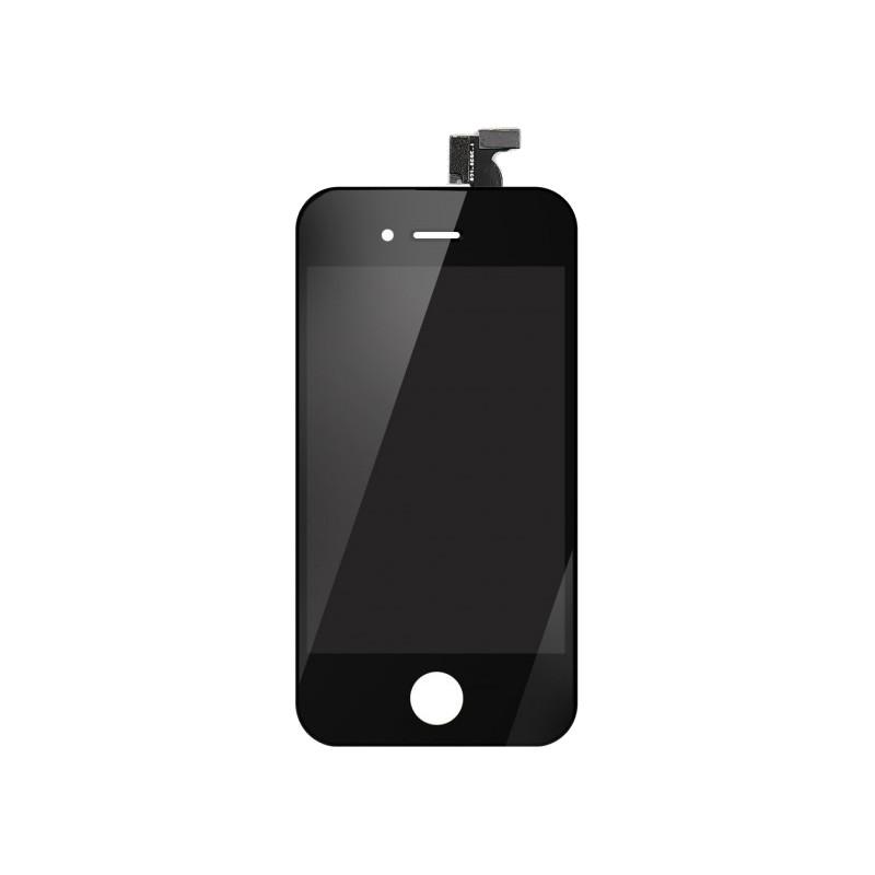 Ecran iphone 4s noir for Photo ecran iphone 4
