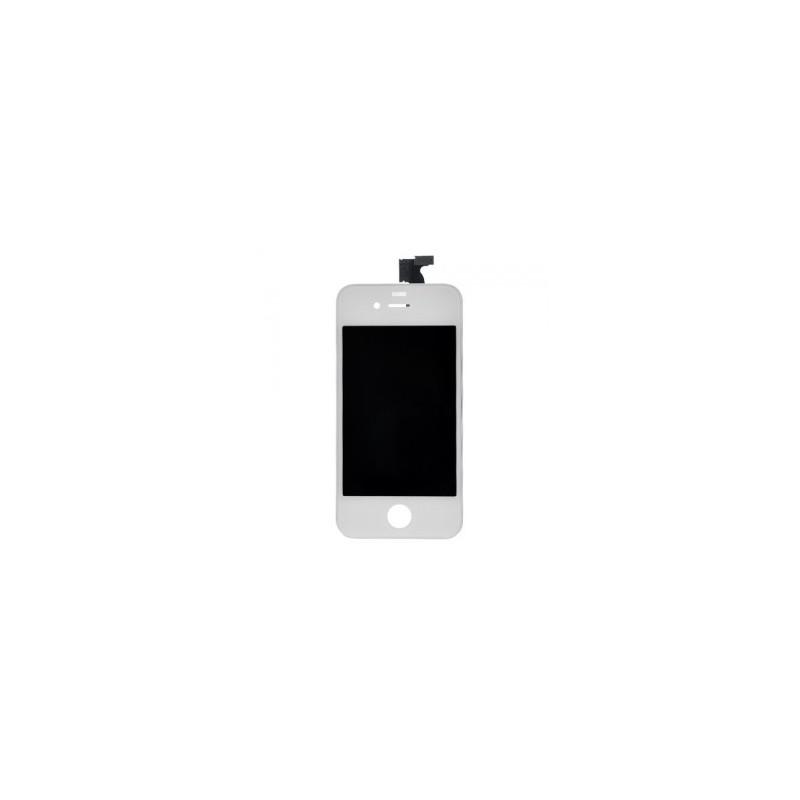 Ecran iphone 4 s blanc for Photo ecran iphone 4