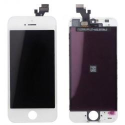 Ecran iPhone 5 S blanc