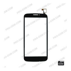 Vitre Alcatel One Touch Pop C7 7041D 7040 +TOOLS NOIR