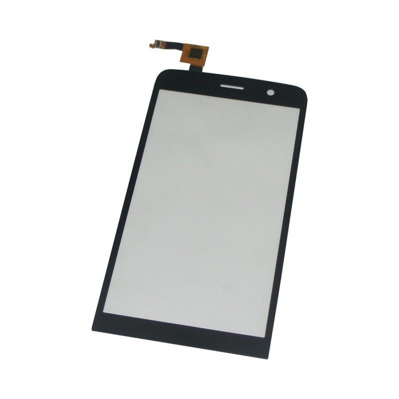 ecran vitre tactile pour wiko slide noir micro smartphone. Black Bedroom Furniture Sets. Home Design Ideas