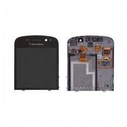 Ecran Blackberry Q10 noir
