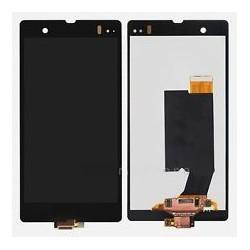 Vitre Tactile + Ecran LCD Sony Xperia Z