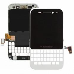 Ecran blackberry Q5 blanc
