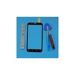 Vitre Ecran Tactile/Touch Screen Glass+Sticker  Defy MB525 MB526