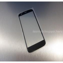 Ecran pour Motorola Moto G Noir vitre tactile avant XT1032 XT1036