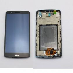 Ecran LG G3 noir